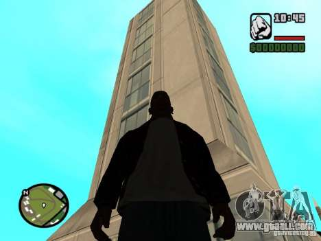 House 4 cadets from the game Star Wars for GTA San Andreas seventh screenshot