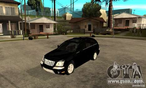 Chrysler Pacifica for GTA San Andreas