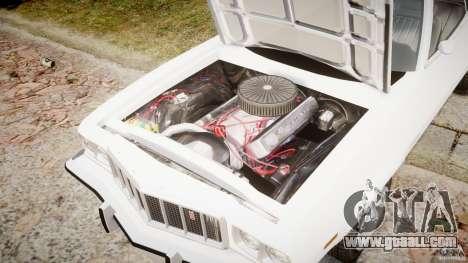 Ford Gran Torino 1975 v1.1 for GTA 4 inner view