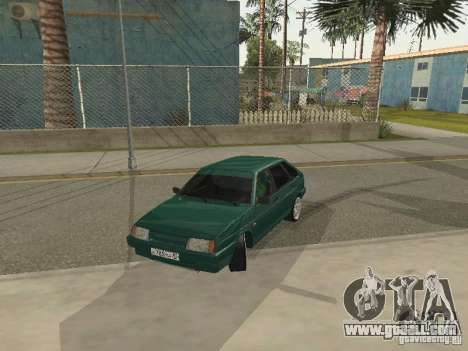 VAZ 21093 Tuning for GTA San Andreas left view