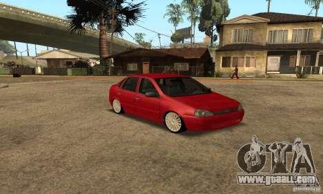 Lada 1118 Kalina for GTA San Andreas