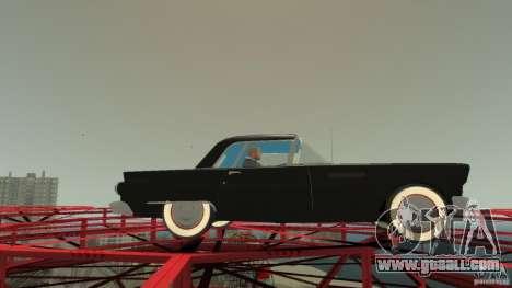 Smith Thunderbolt Mafia II for GTA 4 back left view