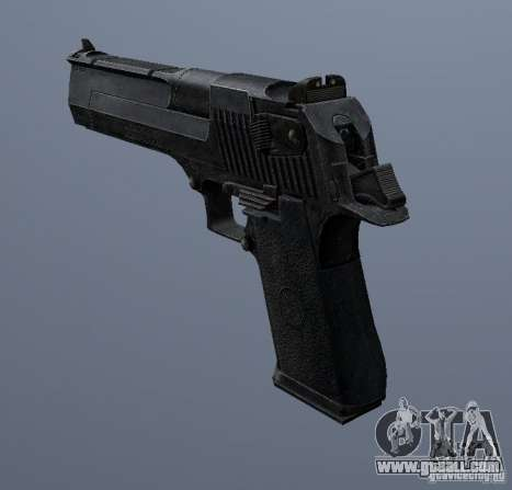 Desert Eagle - New model for GTA San Andreas