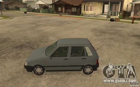 Fiat Uno 70s for GTA San Andreas left view