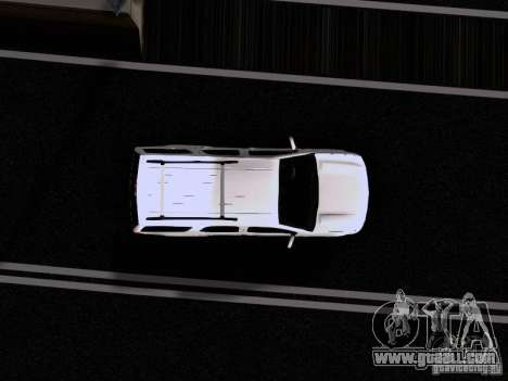 Chevrolet Tahoe LTZ 2013 for GTA San Andreas inner view