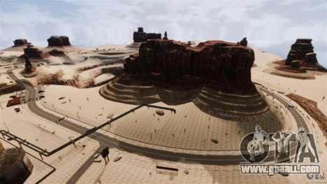 Ambush Canyon for GTA 4 eleventh screenshot
