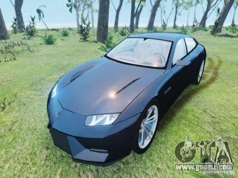 Lamborghini Estoque for GTA 4