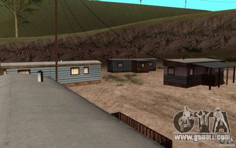 New trailer town for GTA San Andreas