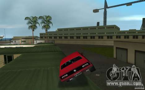 Ford Maverick GT 1975 for GTA Vice City right view