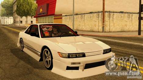 Nissan Silvia S13 MyGame Drift Team for GTA San Andreas