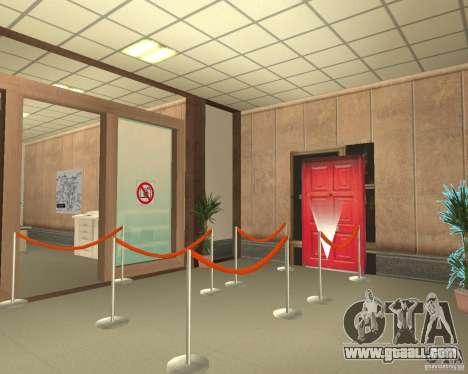 Bank in Los Santos for GTA San Andreas sixth screenshot