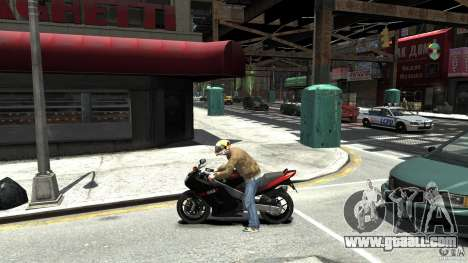 Helm Volcom, Metallica & Simpsons for GTA 4 third screenshot