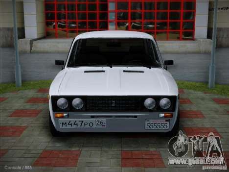 VAZ 2106 Pyatigorsk v2.0 for GTA San Andreas