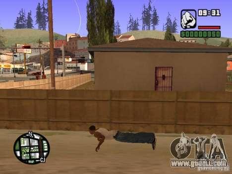 ACRO Style mod by ACID for GTA San Andreas