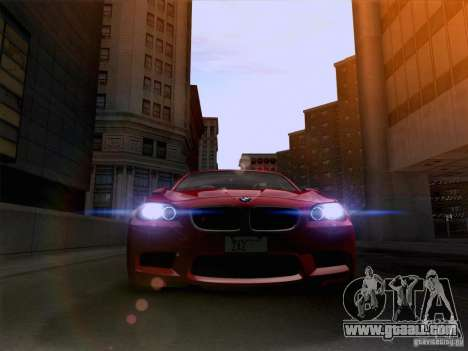 Realistic Graphics HD 3.0 for GTA San Andreas sixth screenshot