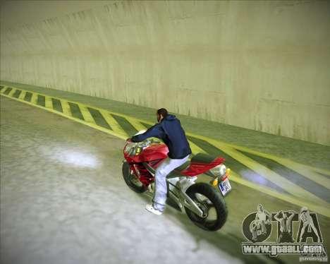 Honda CBR600RR 2005 for GTA San Andreas left view