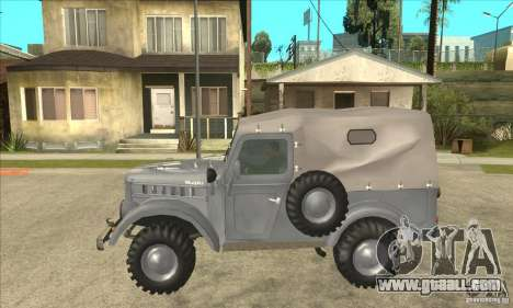 ARO M461 for GTA San Andreas left view