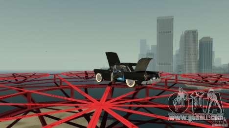 Smith Thunderbolt Mafia II for GTA 4 side view
