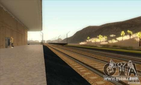 Russian Rail v2.0 for GTA San Andreas seventh screenshot