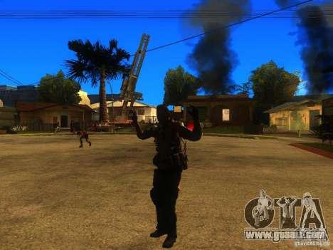 Animation Mod for GTA San Andreas eighth screenshot