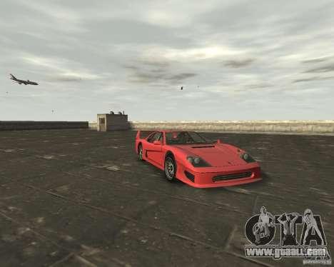 Turismo from GTA SA for GTA 4 left view