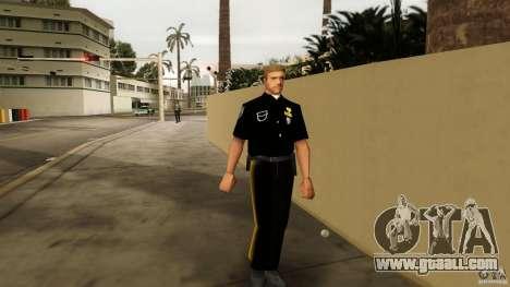 New clothes cops for GTA Vice City