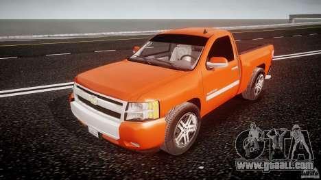 Chevrolet Silverado 2011 for GTA 4