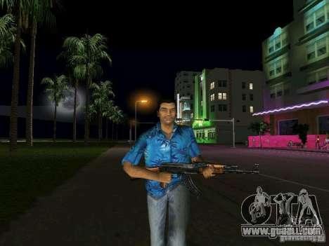 Tommy Vercetti BETA model for GTA Vice City