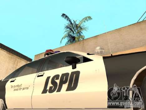 Chevrolet Caprice 1991 LSPD for GTA San Andreas side view