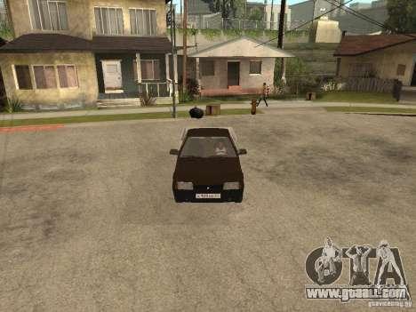 CEP 23472 for GTA San Andreas
