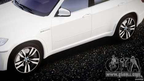 BMW X5M Chrome for GTA 4