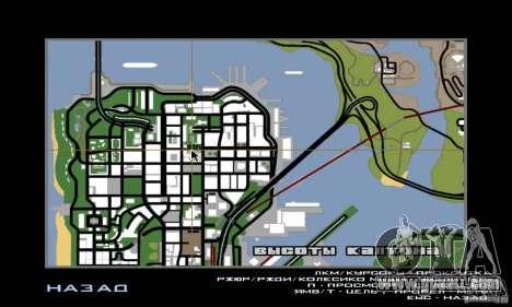 Street fighting v2 for GTA San Andreas forth screenshot