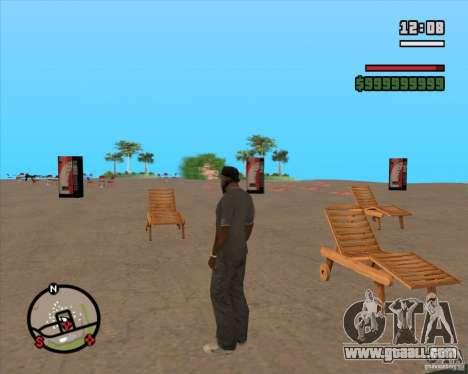 CJ-Mayor for GTA San Andreas forth screenshot