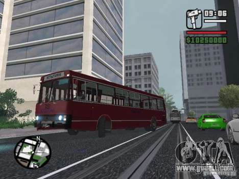 LAZ 5252 for GTA San Andreas