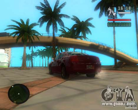 Real palms v2.0 for GTA San Andreas fifth screenshot