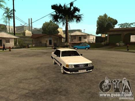 Audi 100 for GTA San Andreas right view