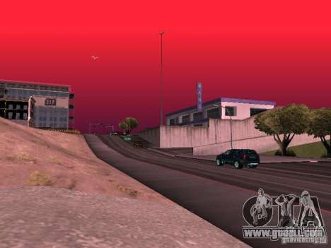 Weather manager for GTA San Andreas tenth screenshot