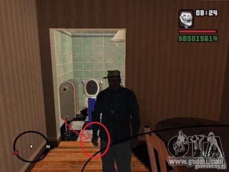 Turd for GTA San Andreas third screenshot