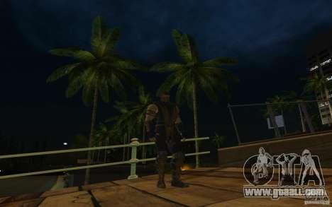 Scorpion v2.2 MK 9 for GTA San Andreas forth screenshot