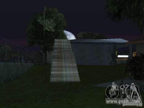 The New Grove Street for GTA San Andreas seventh screenshot