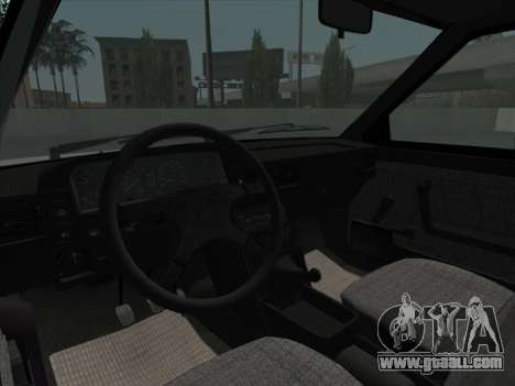 FSO Polonez Caro Orciari 1.4 GLI 16v for GTA San Andreas side view
