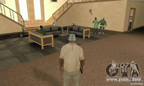 A Villa for GTA San Andreas fifth screenshot