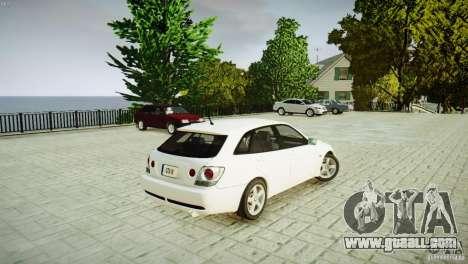 Toyota Altezza Gita Version 2 for GTA 4 left view