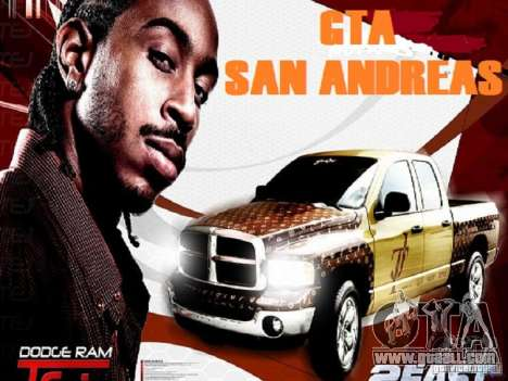 Loading screens for GTA San Andreas second screenshot