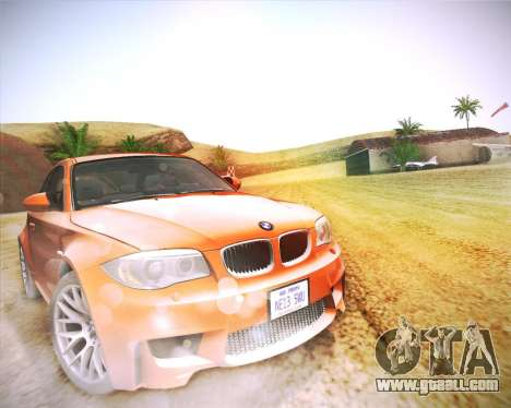 Realistic Graphics HD for GTA San Andreas third screenshot