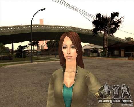 New hfyst for GTA San Andreas third screenshot