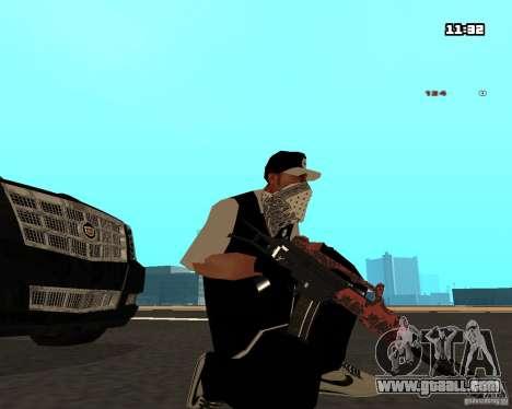 Weapon Pack for GTA San Andreas forth screenshot