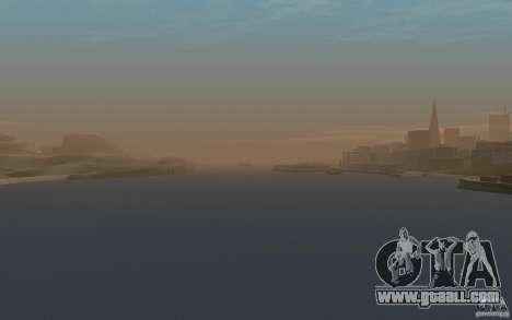 HD Water v4 Final for GTA San Andreas sixth screenshot