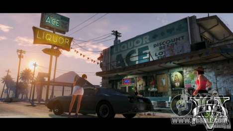 GTA 5 LoadScreens for GTA San Andreas eleventh screenshot