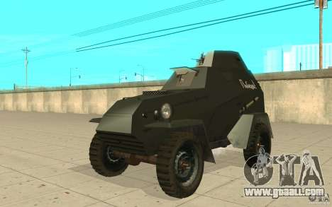 BA-64B for GTA San Andreas